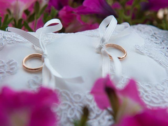 Il matrimonio di Vanessa e Mirko a Oristano, Oristano 1
