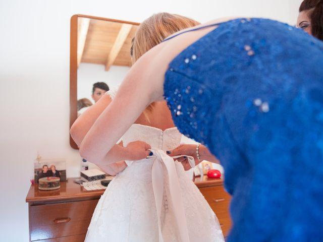 Il matrimonio di Vanessa e Mirko a Oristano, Oristano 7