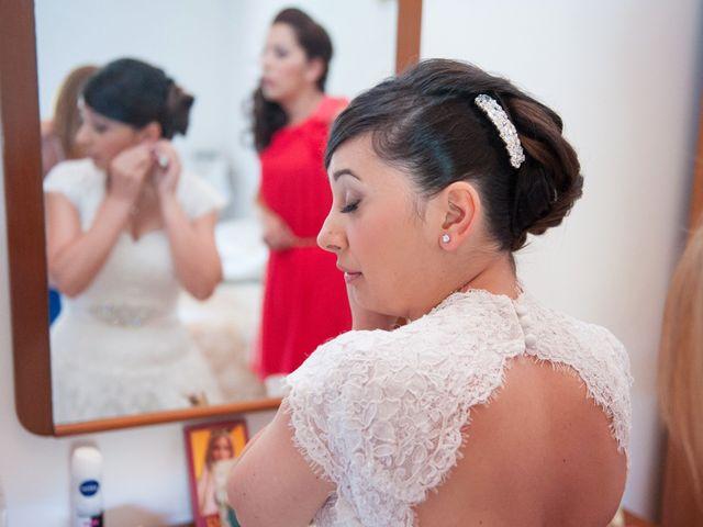 Il matrimonio di Vanessa e Mirko a Oristano, Oristano 8