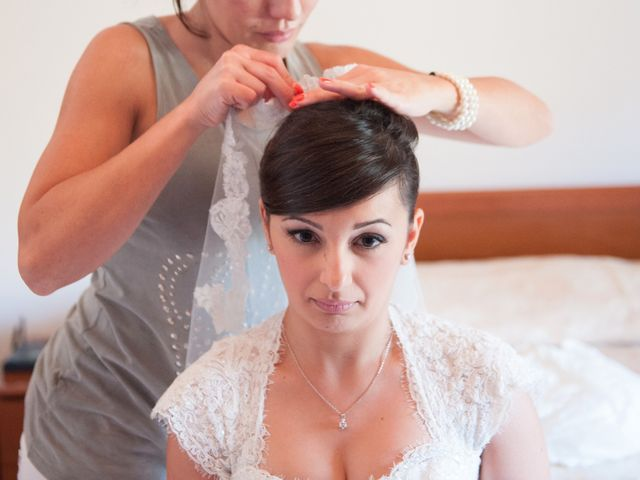 Il matrimonio di Vanessa e Mirko a Oristano, Oristano 10