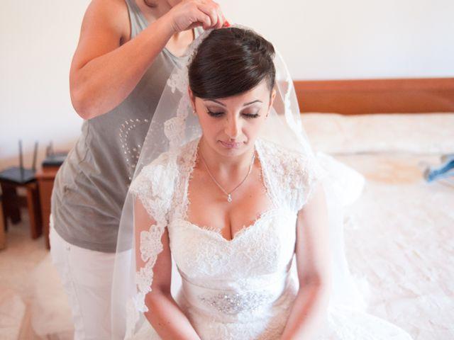 Il matrimonio di Vanessa e Mirko a Oristano, Oristano 11