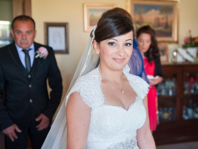 Il matrimonio di Vanessa e Mirko a Oristano, Oristano 12