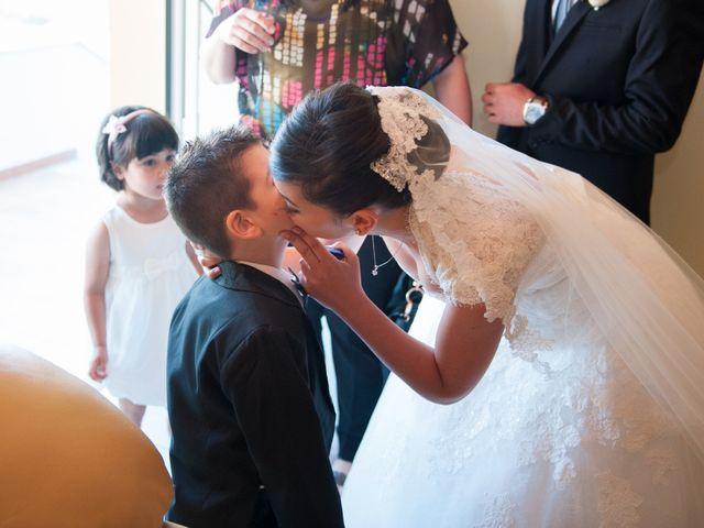 Il matrimonio di Vanessa e Mirko a Oristano, Oristano 13