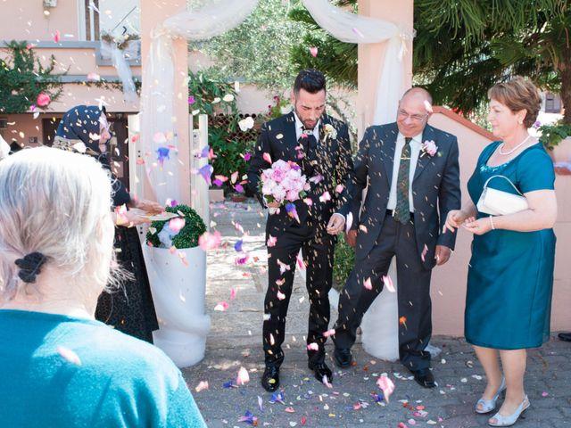 Il matrimonio di Vanessa e Mirko a Oristano, Oristano 16