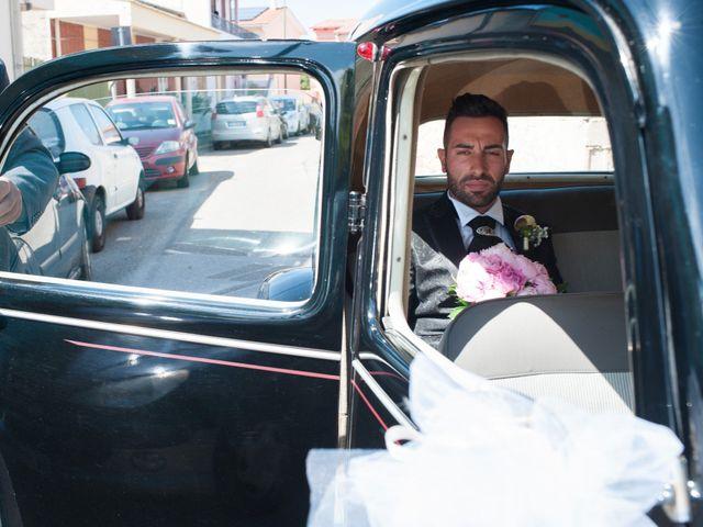 Il matrimonio di Vanessa e Mirko a Oristano, Oristano 17