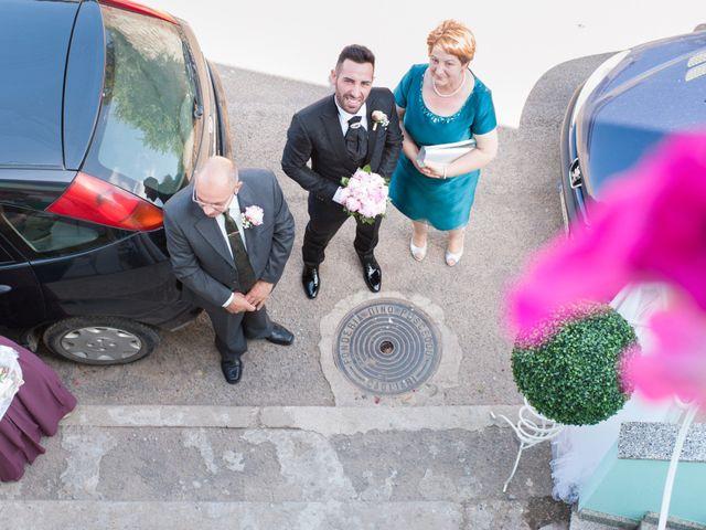 Il matrimonio di Vanessa e Mirko a Oristano, Oristano 18