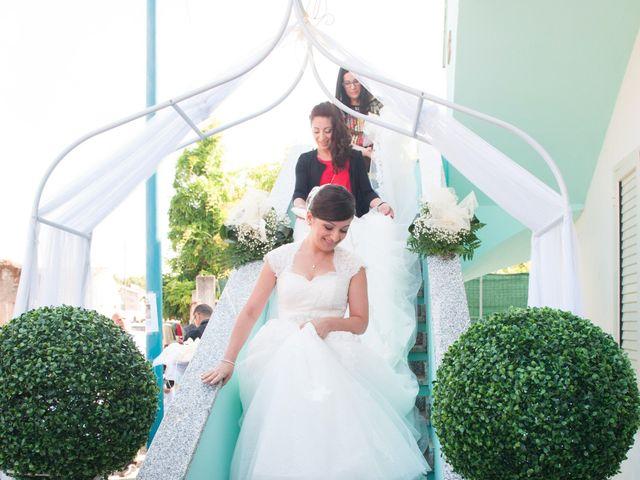 Il matrimonio di Vanessa e Mirko a Oristano, Oristano 19