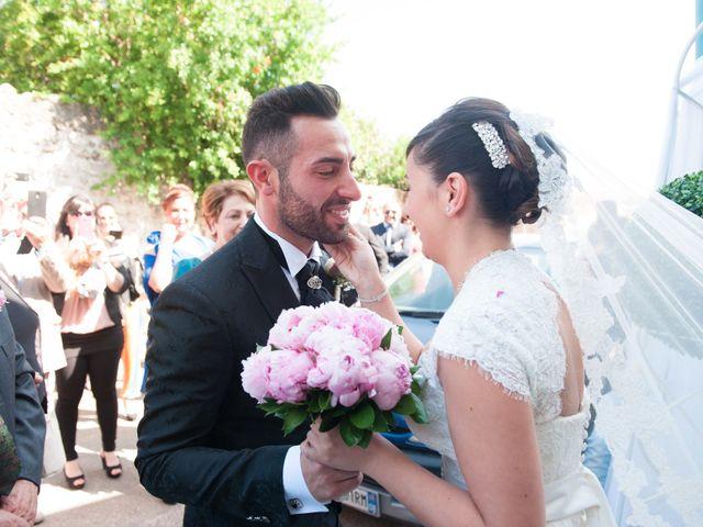 Il matrimonio di Vanessa e Mirko a Oristano, Oristano 20