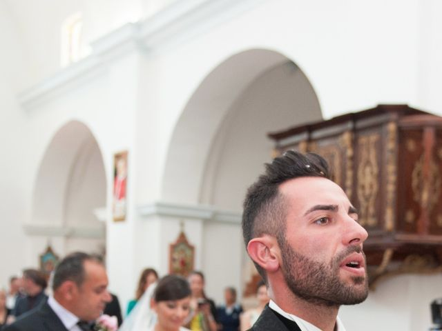 Il matrimonio di Vanessa e Mirko a Oristano, Oristano 22