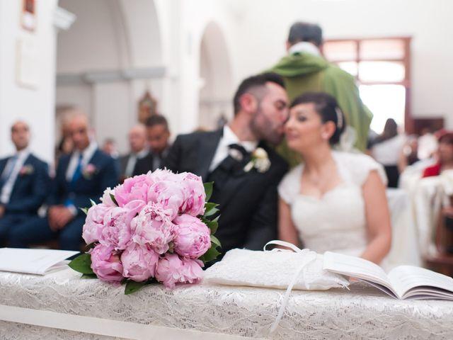 Il matrimonio di Vanessa e Mirko a Oristano, Oristano 24