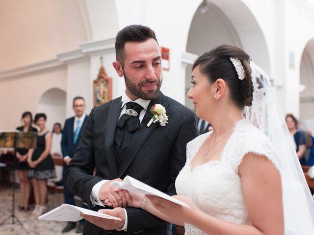 Il matrimonio di Vanessa e Mirko a Oristano, Oristano 26