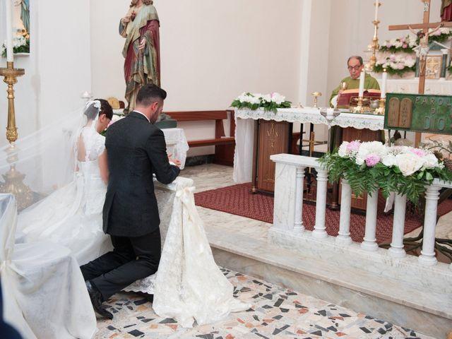Il matrimonio di Vanessa e Mirko a Oristano, Oristano 28