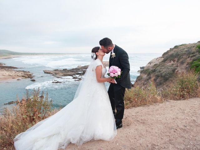 Il matrimonio di Vanessa e Mirko a Oristano, Oristano 30