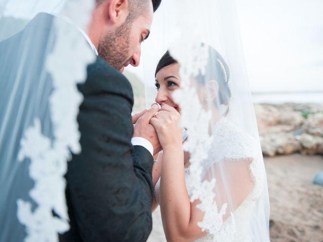Il matrimonio di Vanessa e Mirko a Oristano, Oristano 33