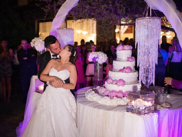 Il matrimonio di Vanessa e Mirko a Oristano, Oristano 45