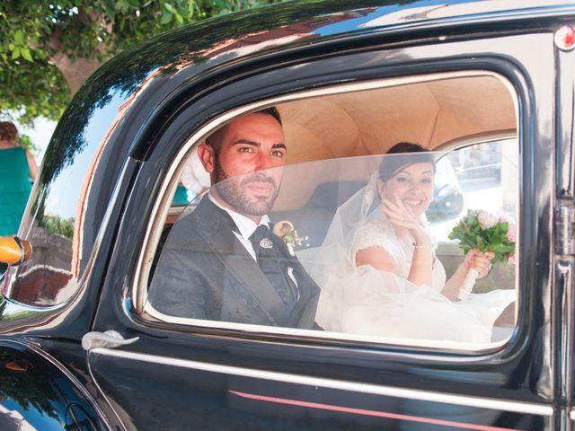 Il matrimonio di Vanessa e Mirko a Oristano, Oristano 46