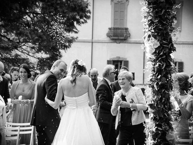 Il matrimonio di Luca e Mara a Triuggio, Monza e Brianza 20
