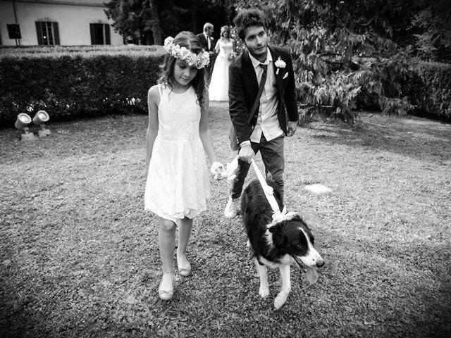 Il matrimonio di Luca e Mara a Triuggio, Monza e Brianza 29