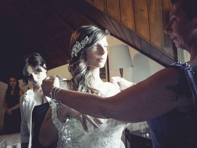Il matrimonio di Luca e Sara a Besozzo, Varese 33