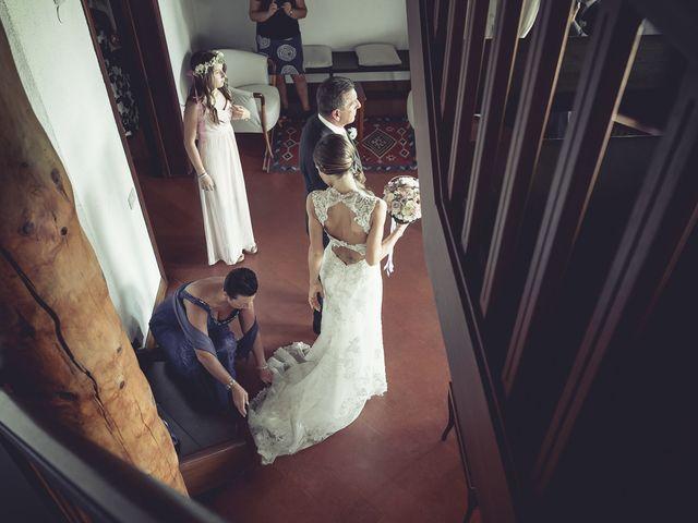 Il matrimonio di Luca e Sara a Besozzo, Varese 38