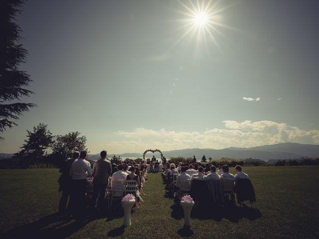 Il matrimonio di Luca e Sara a Besozzo, Varese 40