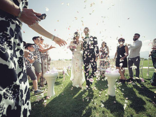 Il matrimonio di Luca e Sara a Besozzo, Varese 44