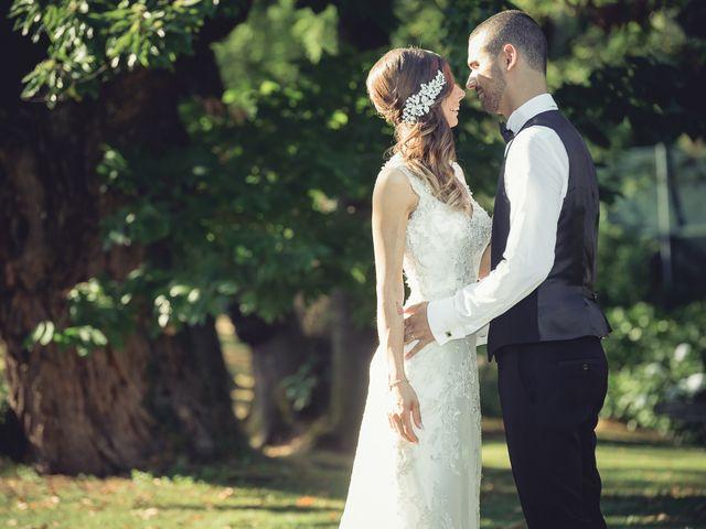 Il matrimonio di Luca e Sara a Besozzo, Varese 46
