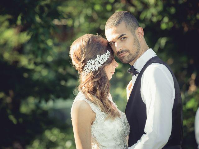Il matrimonio di Luca e Sara a Besozzo, Varese 47