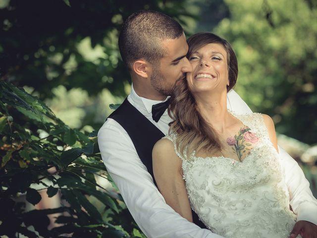 Il matrimonio di Luca e Sara a Besozzo, Varese 49