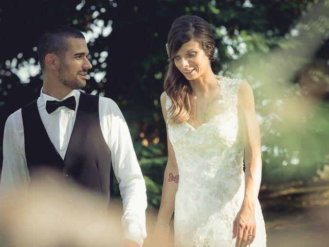 Il matrimonio di Luca e Sara a Besozzo, Varese 51