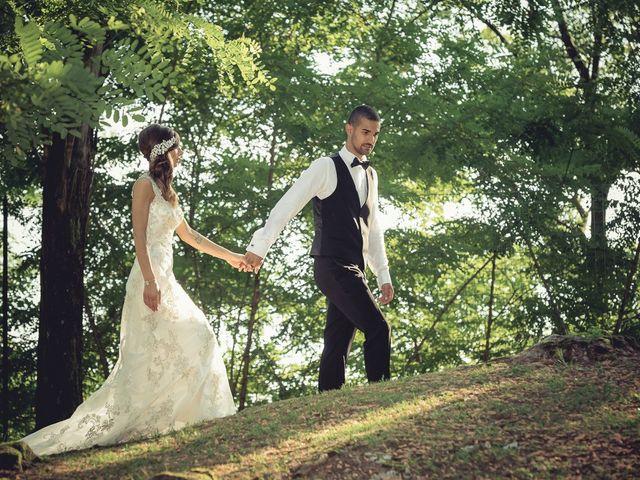 Il matrimonio di Luca e Sara a Besozzo, Varese 52