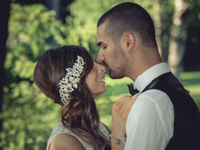 Il matrimonio di Luca e Sara a Besozzo, Varese 53