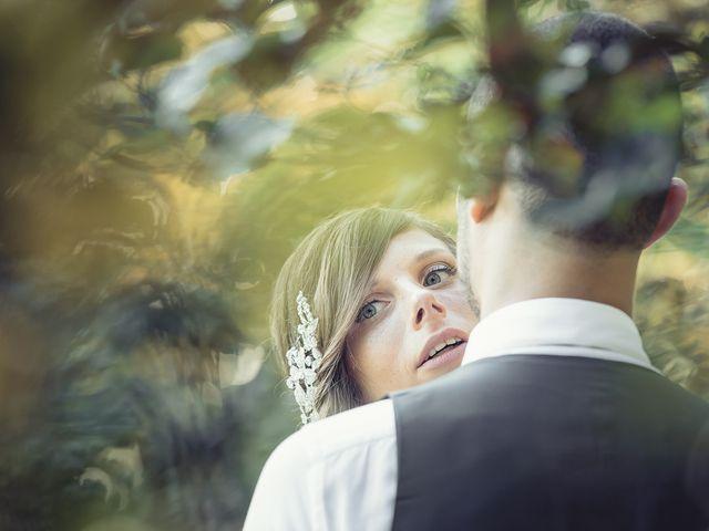 Il matrimonio di Luca e Sara a Besozzo, Varese 60