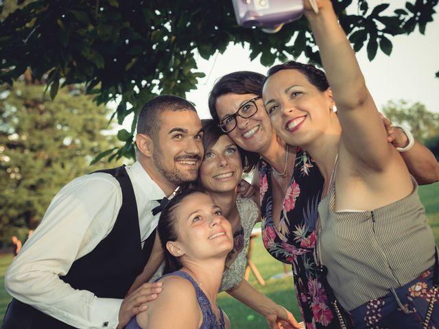 Il matrimonio di Luca e Sara a Besozzo, Varese 65