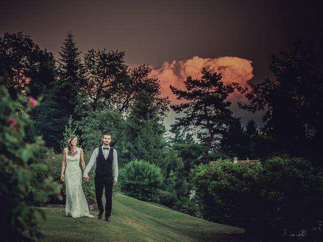 Il matrimonio di Luca e Sara a Besozzo, Varese 74