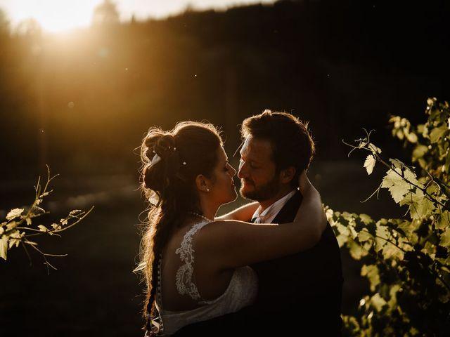 le nozze di Silvia e Marco