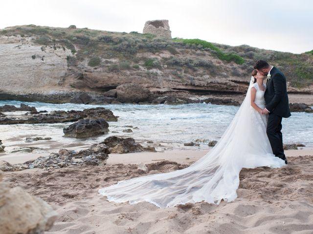 Il matrimonio di Vanessa e Mirko a Oristano, Oristano 15