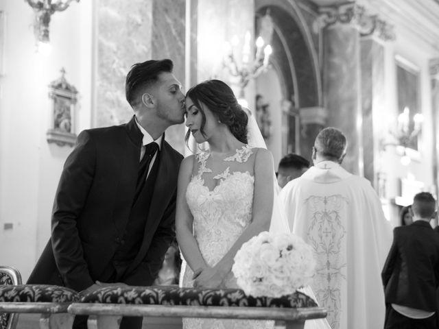 Il matrimonio di Mimmo e Simona a Palermo, Palermo 27