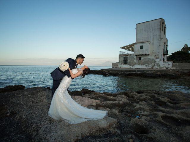 Il matrimonio di Mimmo e Simona a Palermo, Palermo 30