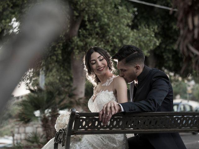 Il matrimonio di Mimmo e Simona a Palermo, Palermo 31