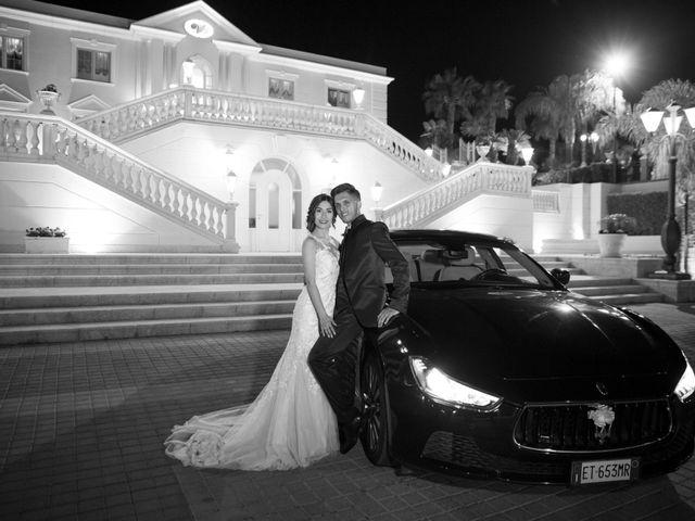 Il matrimonio di Mimmo e Simona a Palermo, Palermo 34