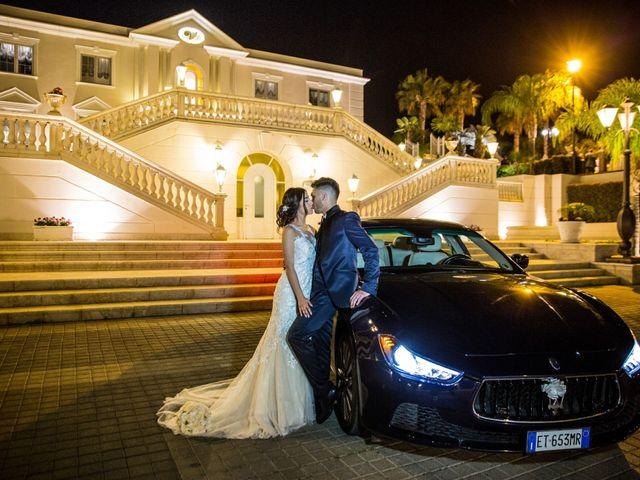 Il matrimonio di Mimmo e Simona a Palermo, Palermo 36