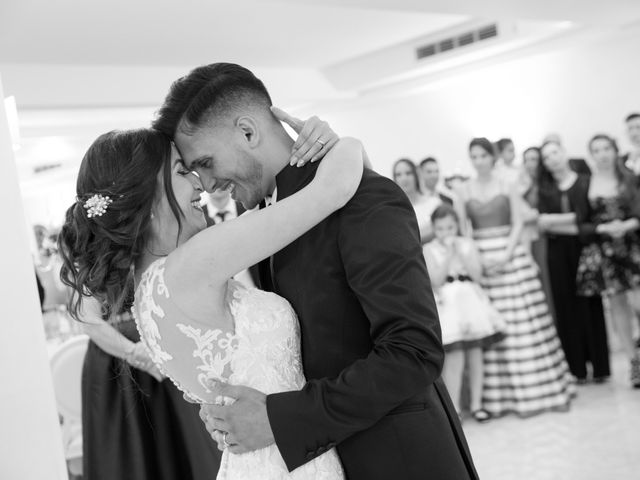 Il matrimonio di Mimmo e Simona a Palermo, Palermo 38