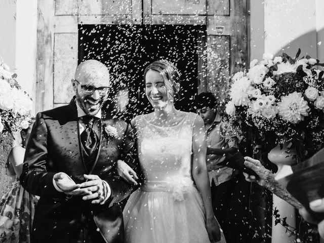 Le nozze di Rosa e Giancarlo