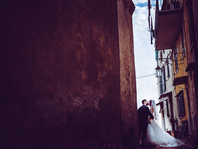 Il matrimonio di Emiliano e Sonia a Sarzana, La Spezia 1