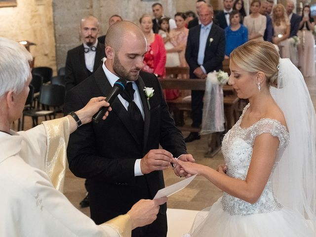 Il matrimonio di Yuri e Luisa a Massa Marittima, Grosseto 11
