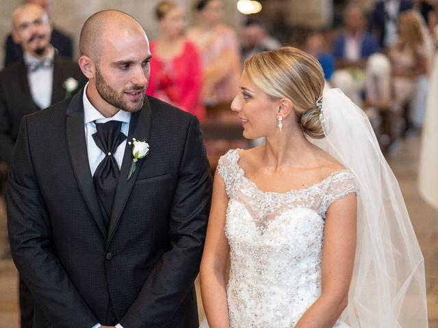 Il matrimonio di Yuri e Luisa a Massa Marittima, Grosseto 13