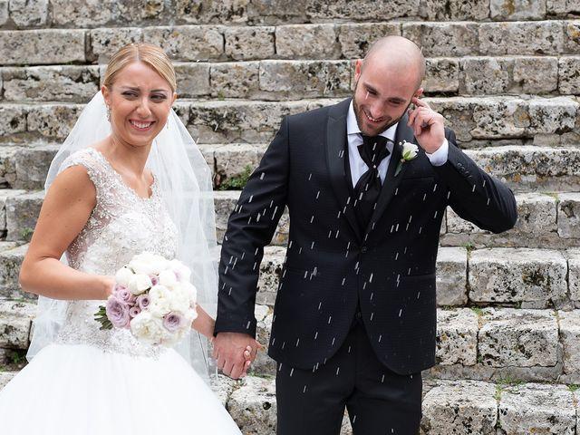 Il matrimonio di Yuri e Luisa a Massa Marittima, Grosseto 14