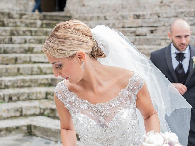 Il matrimonio di Yuri e Luisa a Massa Marittima, Grosseto 15