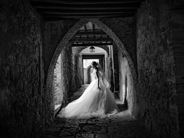 Il matrimonio di Yuri e Luisa a Massa Marittima, Grosseto 16
